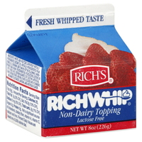 Riches Cream Passover