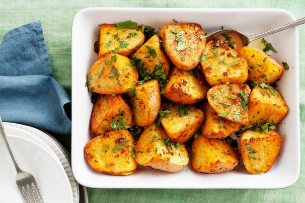 Roast Potatoes with Paprika 450G
