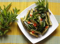 Roasted Courgettes 400G