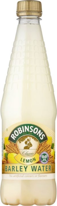 Robinson Lemon Barley 850ml