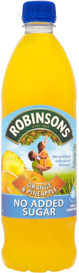 Robinson Orange Pineapple 1L