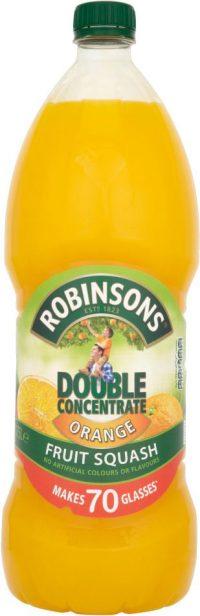 Robinson Orange Squash Double Concentrate  1.75L