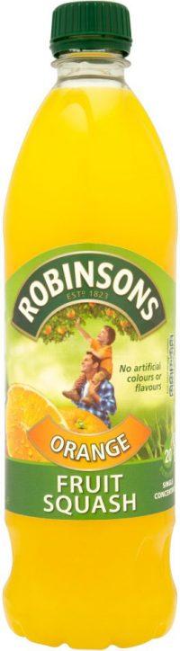 Robinsons Orange Squash 1L