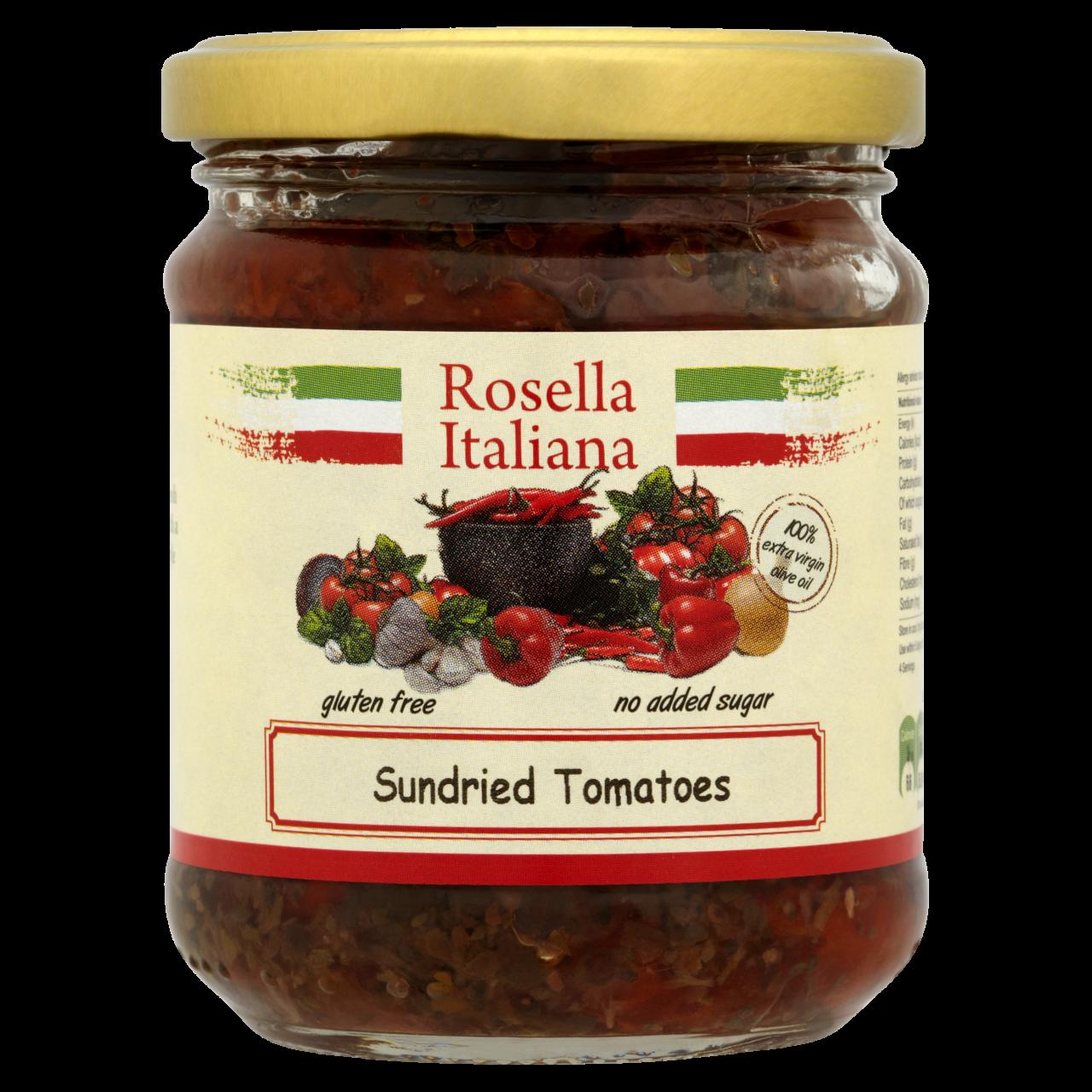 Rosella Sundried Tomato 180G
