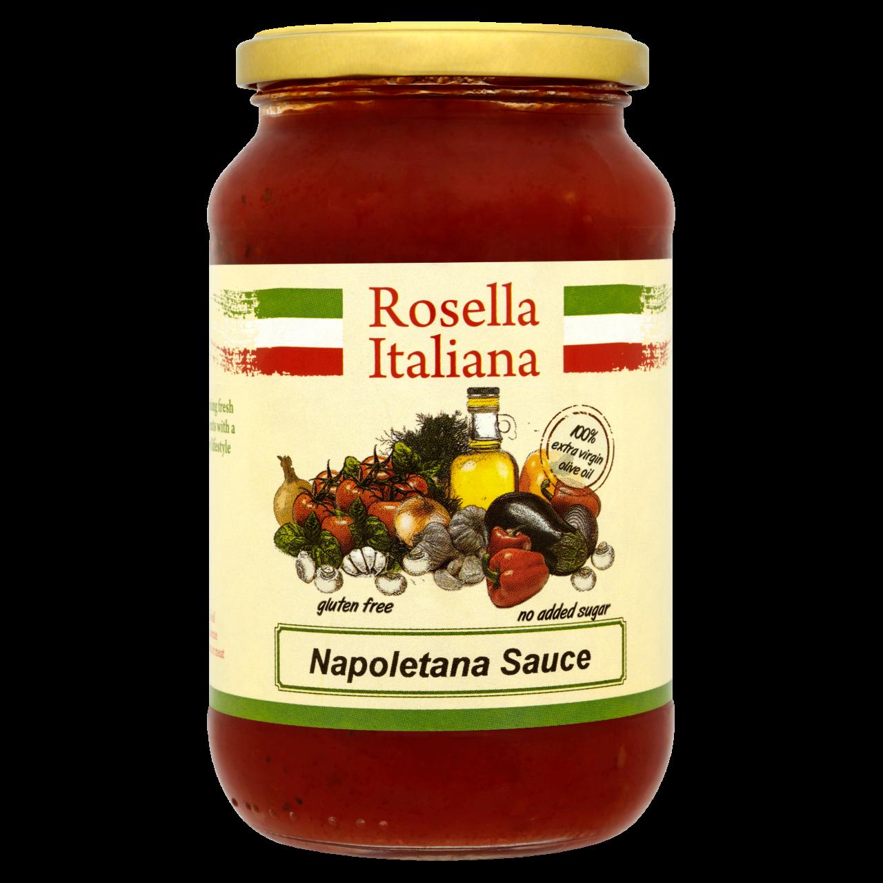 Rosella Tomato Neapolitan Sauce 540G