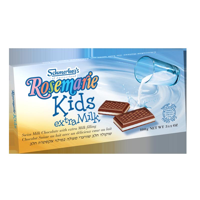 Rosemarie - Kids (Extra Milk) 100G