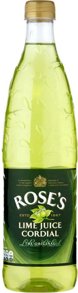 Roses Lime Juice 1L