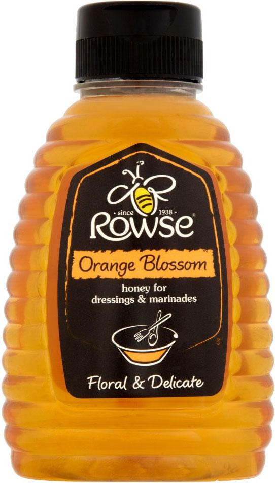 Rowes Orange Blossom Honey 250G
