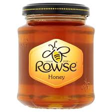 Rowes Pure Honey Clear 250G