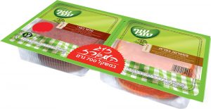 Rustic Pastrami & Salami Pack Of Tov 2X352G