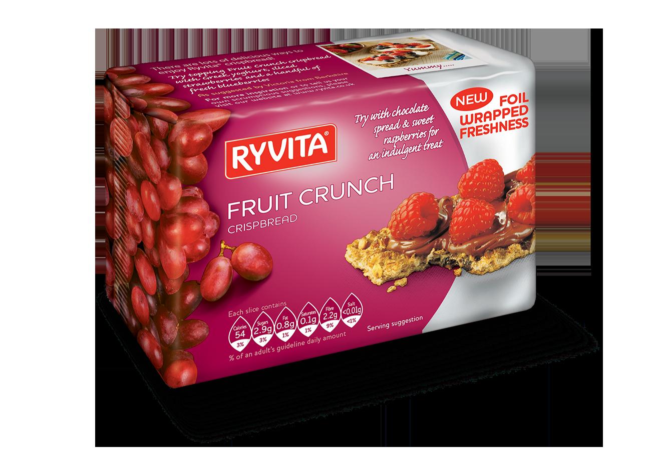 Ryvita Muesli Fruit Crnch (Light Purple) 200G