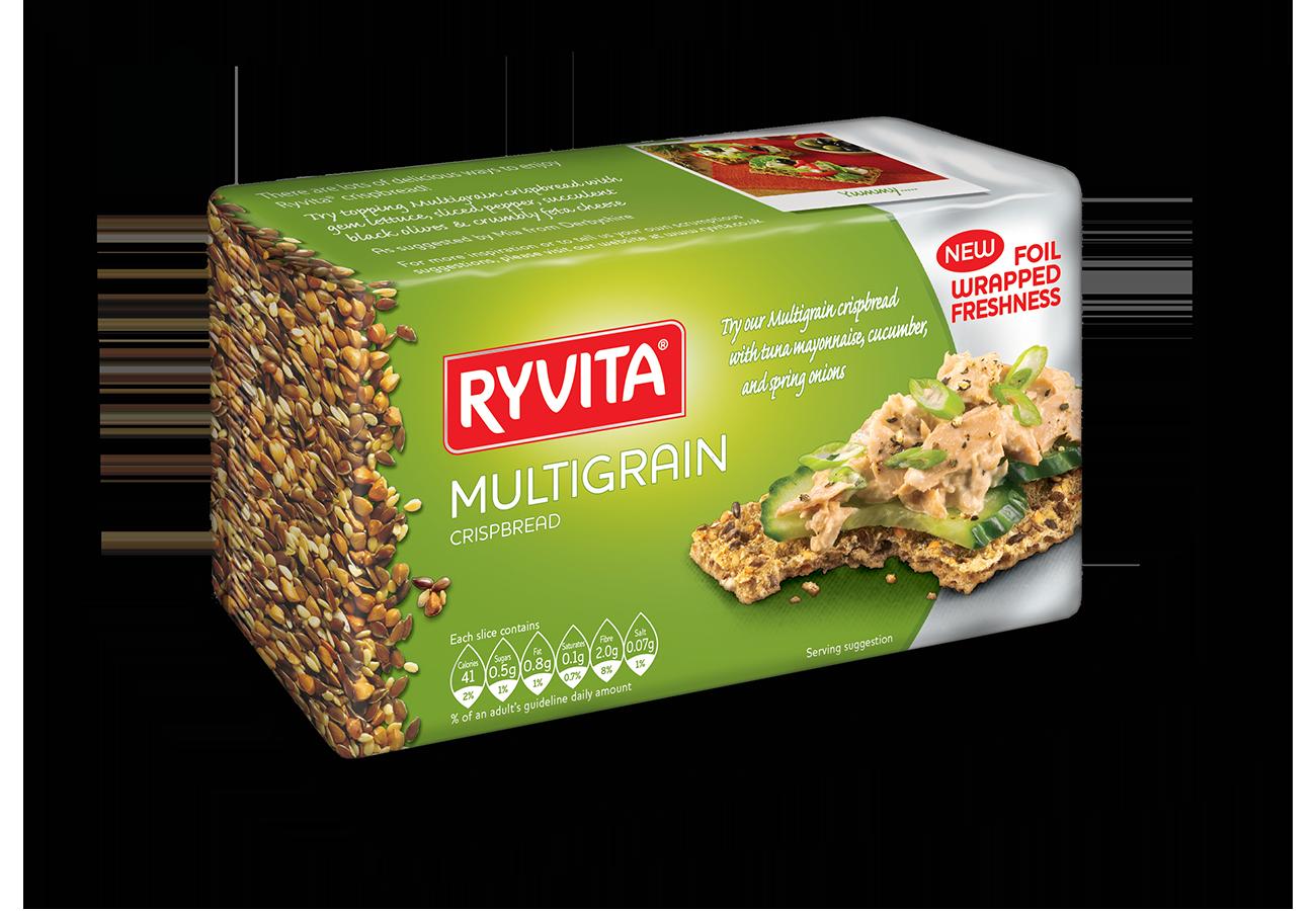 Ryvita MultiGrain (Light Green) 250G