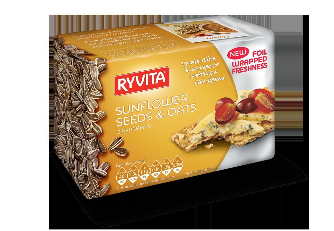 Ryvita Sunflower Seeds (Light Brown) 200G