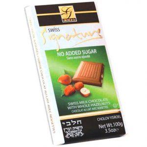 Signature Sugar Free Chocolate  Milk With Hazelnut 100G