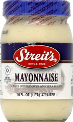STREIT'S MAYONNAISE REGULAR  454G