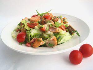 Salmon Salad 200G