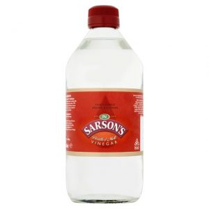 Sarsons Distilled Vinegar 568ml