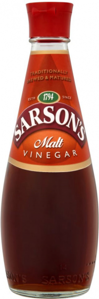 Sarsons Malt Table Vinegar 250ml