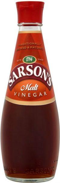 Sarsons Malt Vinegar 284ml
