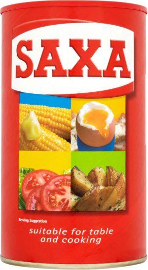 Saxa Salt Drums 750G