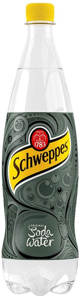 Schweppes Soda Water 1L