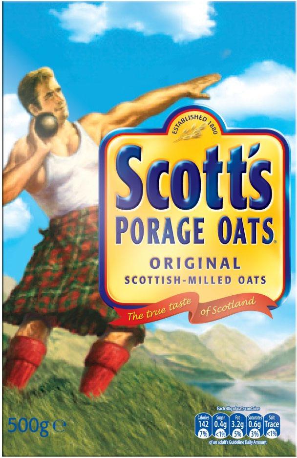 Scott's Porage Oats 500G