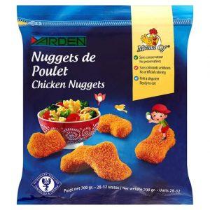 Sesame Chicken Nuggets 700G