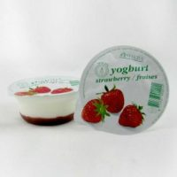 Shefa Strawberry Yogurt 125G