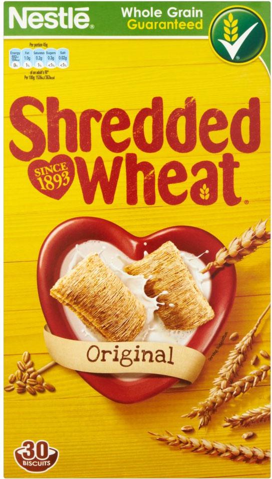 Shredded Wheat 16pc