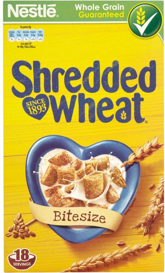 Shredded Wheat Bite size 500G
