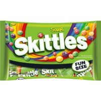 Skittles Crazy Sours Large 125G