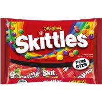 Skittles Fruit Large 125G