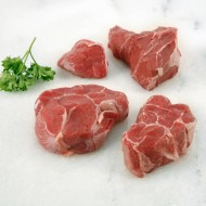 Sliced Shin Of Beef  (Organic)  Approx. 500 G