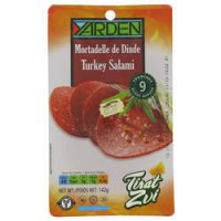 Sliced Turkey Salami 142G