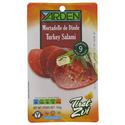 Sliced Turkey Salami 142G