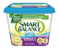 Smart Balance Light Margarine Margarine 2*200G