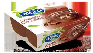 Smooth Chocolate Dessert 4*125G (IMPORT)