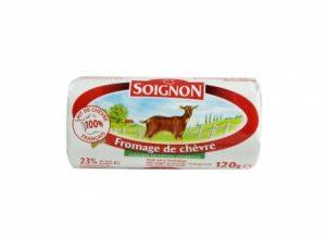 Soignon Goat Cheese Log 125G
