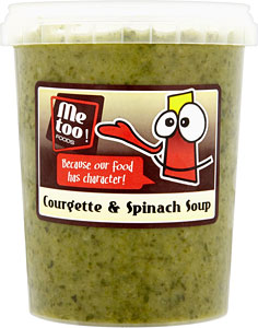 Spinach & Courgette 500ML