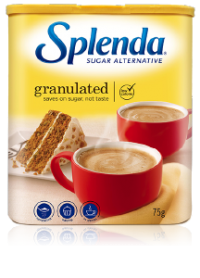 Splenda Granular Sugar Carton 110G