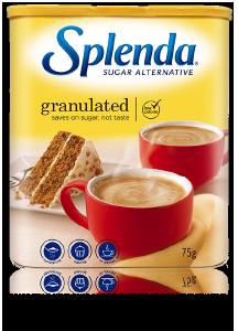 Splenda Granular Sugar Carton 110G
