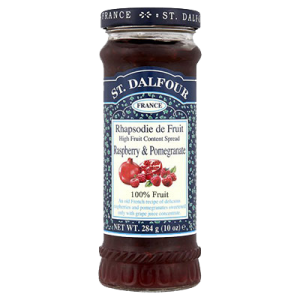 St Dalfour Pomegranate Raspberry 284G