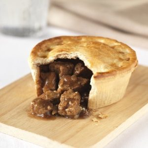 Steak & Potato Pie
