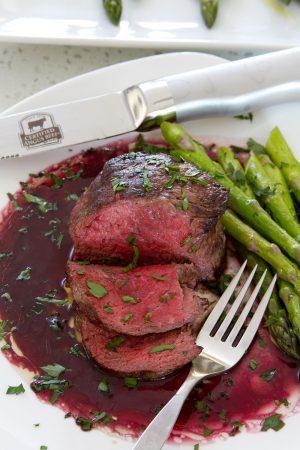 Steak in Red Wine Sauce 400G