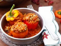 Stuffed Peppers parev 2 pack