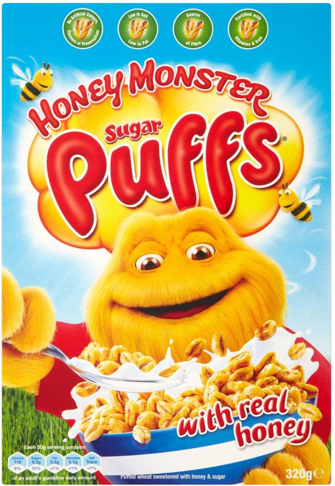 Sugar Puffs 320G