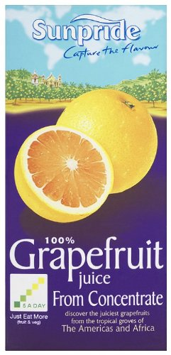 Sunpride Grapefruit Juice 1L