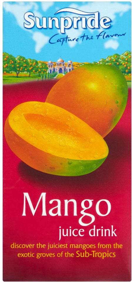Sunpride Mango Juice 1L
