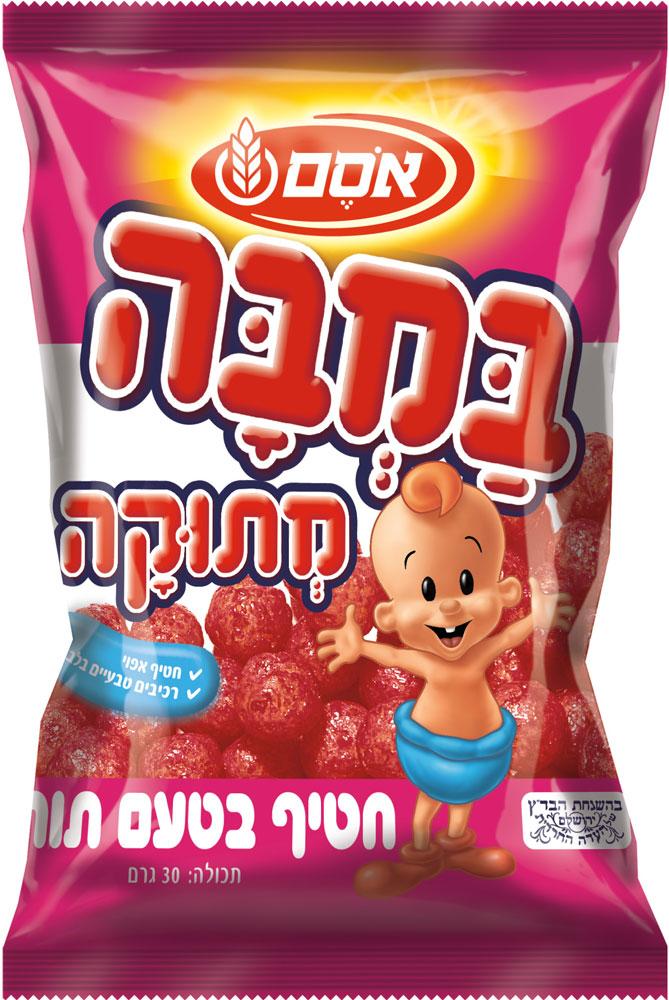 Sweet Bamba Strawberry Flavor Osem 30G