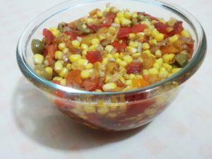 Sweet Corn Salad 200G